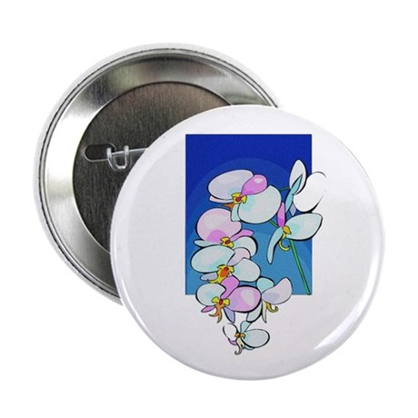 Sweet Peas 2.25&quot; Button (10 pack)