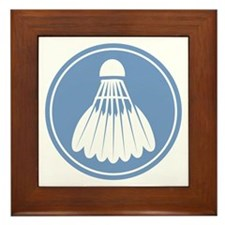 Shuttle Cutout Framed Tile
