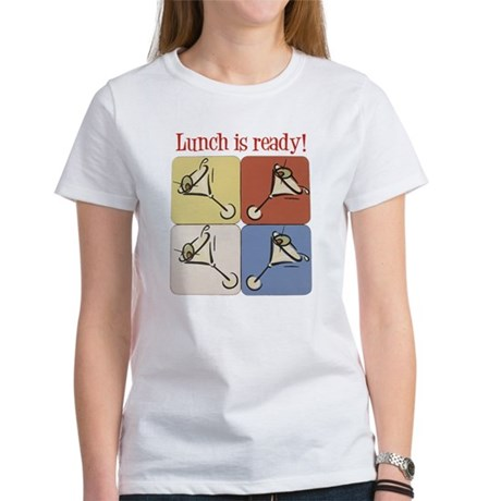 Martini, Lunch Is Ready Women's T-Shirt
