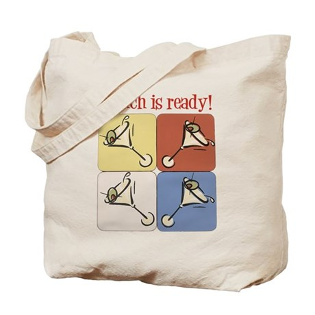 Martini, Lunch Is Ready Tote Bag