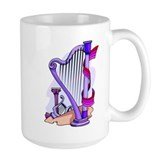 The Harp Ceramic Mugs