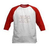 Life in Music Quote Tee