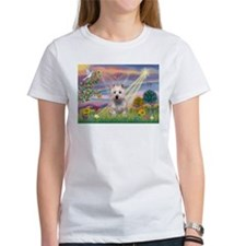 Cloud Angel West Highland Ter Tee