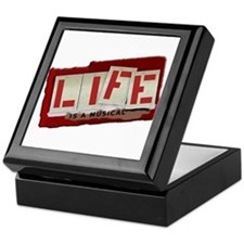 Musical Life Keepsake Box