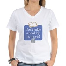 Don't Judge a Book - Shirt