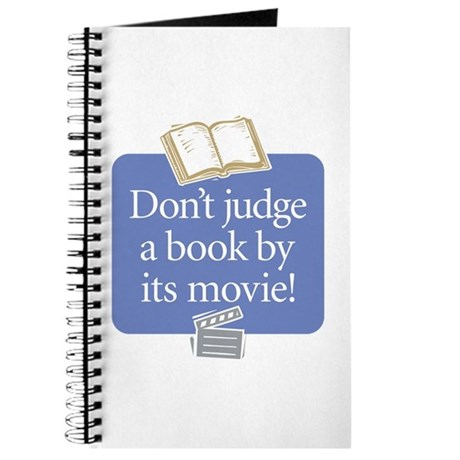 Don't Judge a Book - Journal