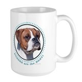 Boxers Are BEST (nat) Mug