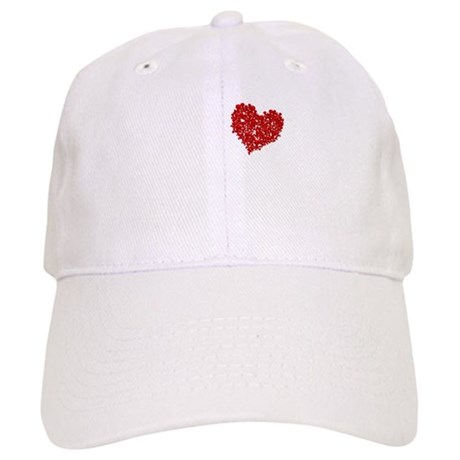 Heart of Skulls Cap
