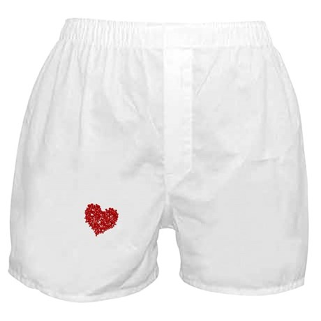 Heart of Skulls Boxer Shorts