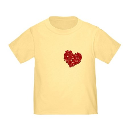 Heart of Skulls Toddler T-Shirt