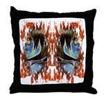 Maori Throw Pillow