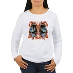 Maori Women's Long Sleeve T-Shirt