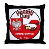 Bronicowski Throw Pillow