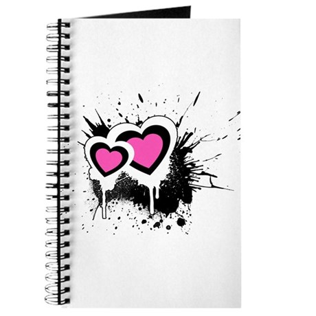 Exploding hearts Journal