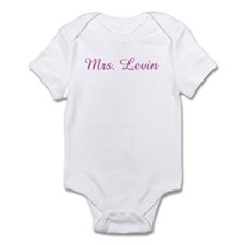 Mrs. Levin Infant Bodysuit