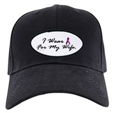 I Wear Purple 1 (Wife PC) Baseball Hat