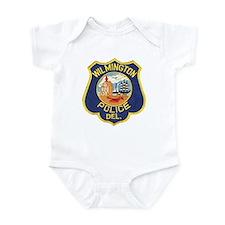 Wilmington Delaware Police Infant Bodysuit