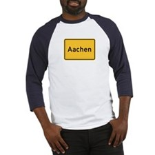 Aachen Roadmarker, Germany Baseball Jersey