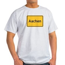Aachen Roadmarker, Germany T-Shirt