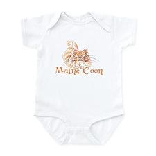 Maine Coon Infant Bodysuit