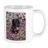 Abby in Flowers Mug