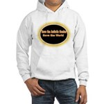 Save the Autistic Genius Hooded Sweatshirt
