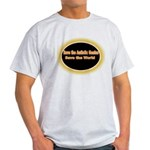 Save the Autistic Genius Light T-Shirt