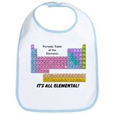 It's All Elemental Bib