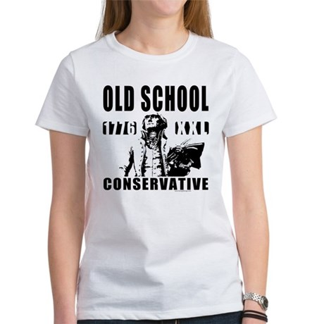 Old School Conservative Women's T-Shirt