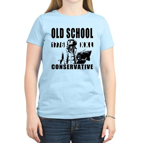 Old School Conservative Women's Light T-Shirt