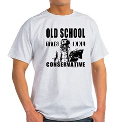 Old School Conservative Light T-Shirt