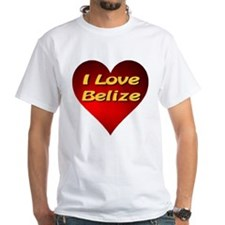 I Love Belize Shirt