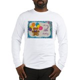 Boy 5th Birthday Long Sleeve T-Shirt