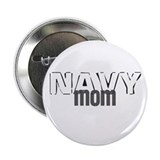 Navy Mom Button