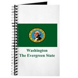 Washington State Flag Journal