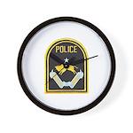 Omaha Nebraska Police Wall Clock