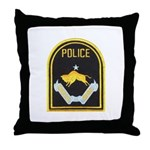 Omaha Nebraska Police Throw Pillow