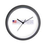 Rocky Mountain National Park Wall Clock