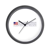 Black Canyon National Park Wall Clock