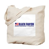 Black Canyon National Park Tote Bag