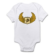 Rough Collie Infant Bodysuit