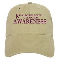 Pancreatic Cancer Awareness 1 Baseball Cap