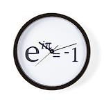 Euler's Formula Wall Clock