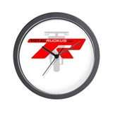Cute Big ruckus Wall Clock