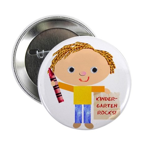 "Kindergarten 2.25"" Button (10 pack)"