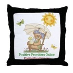 PPO Throw Pillow