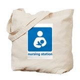 nursing station Tote Bag