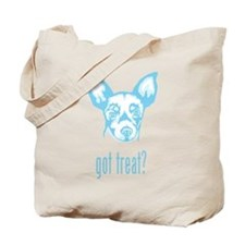 Miniature Rat Terrier Tote Bag