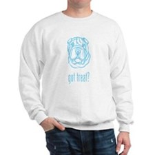 Toy Chinese Shar-Pei Sweatshirt