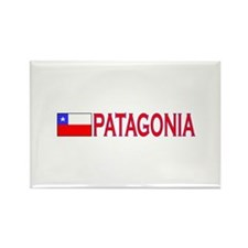 Patagonia, Chile Rectangle Magnet (100 pack)